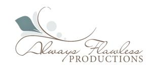 AF PRODUCTIONS LOGO