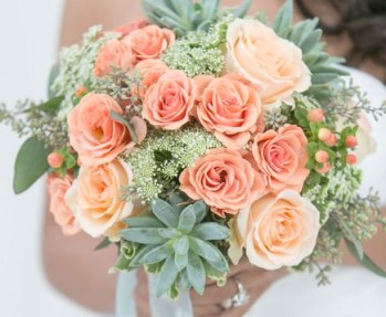 peach_mint_bouquet